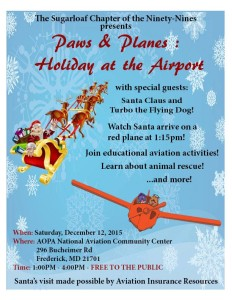 Paws & Planes Holiday